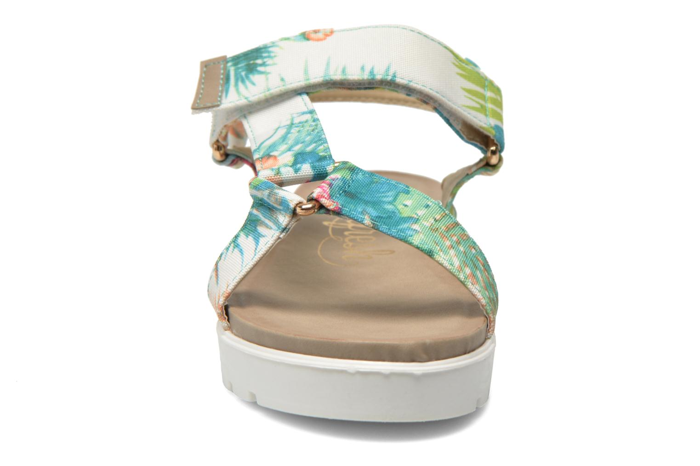 Sandalen Refresh Berlinia-62029 mehrfarbig schuhe getragen