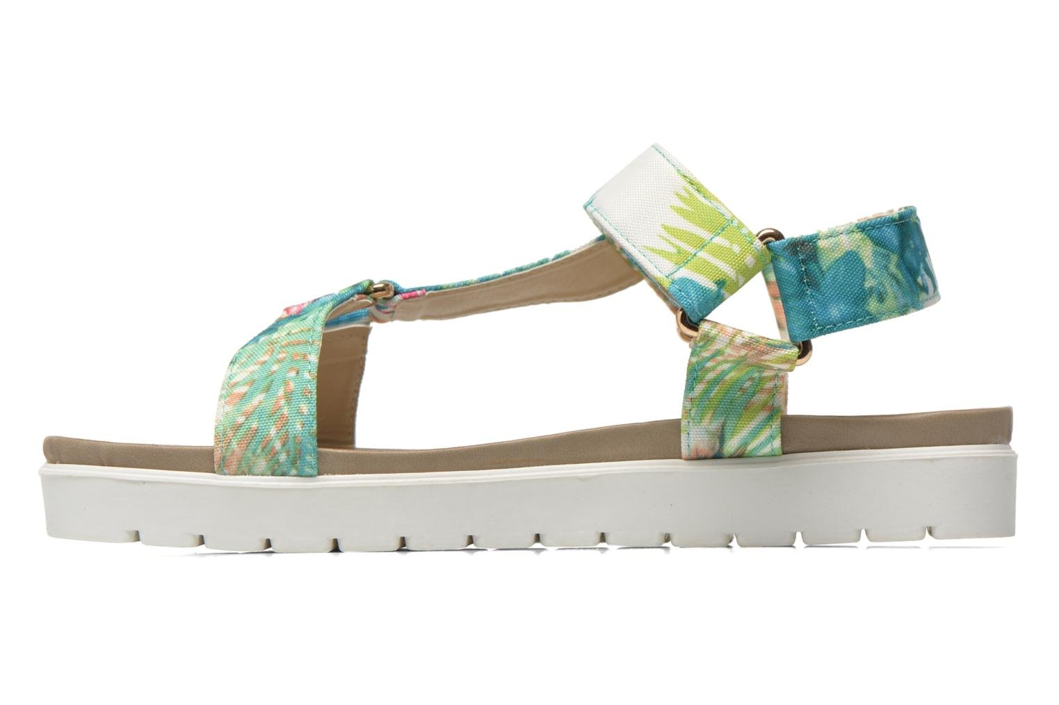 Sandals Refresh Berlinia-62029 Multicolor front view