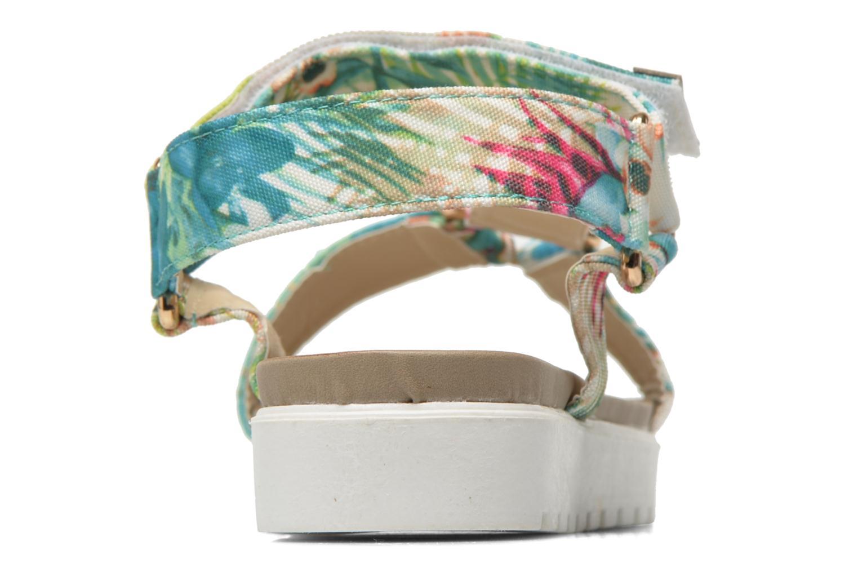 Sandales et nu-pieds Refresh Berlinia-62029 Multicolore vue droite