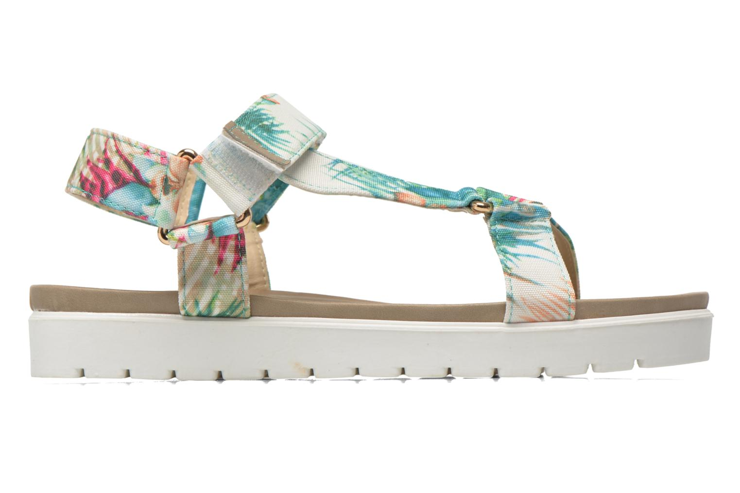 Sandals Refresh Berlinia-62029 Multicolor back view