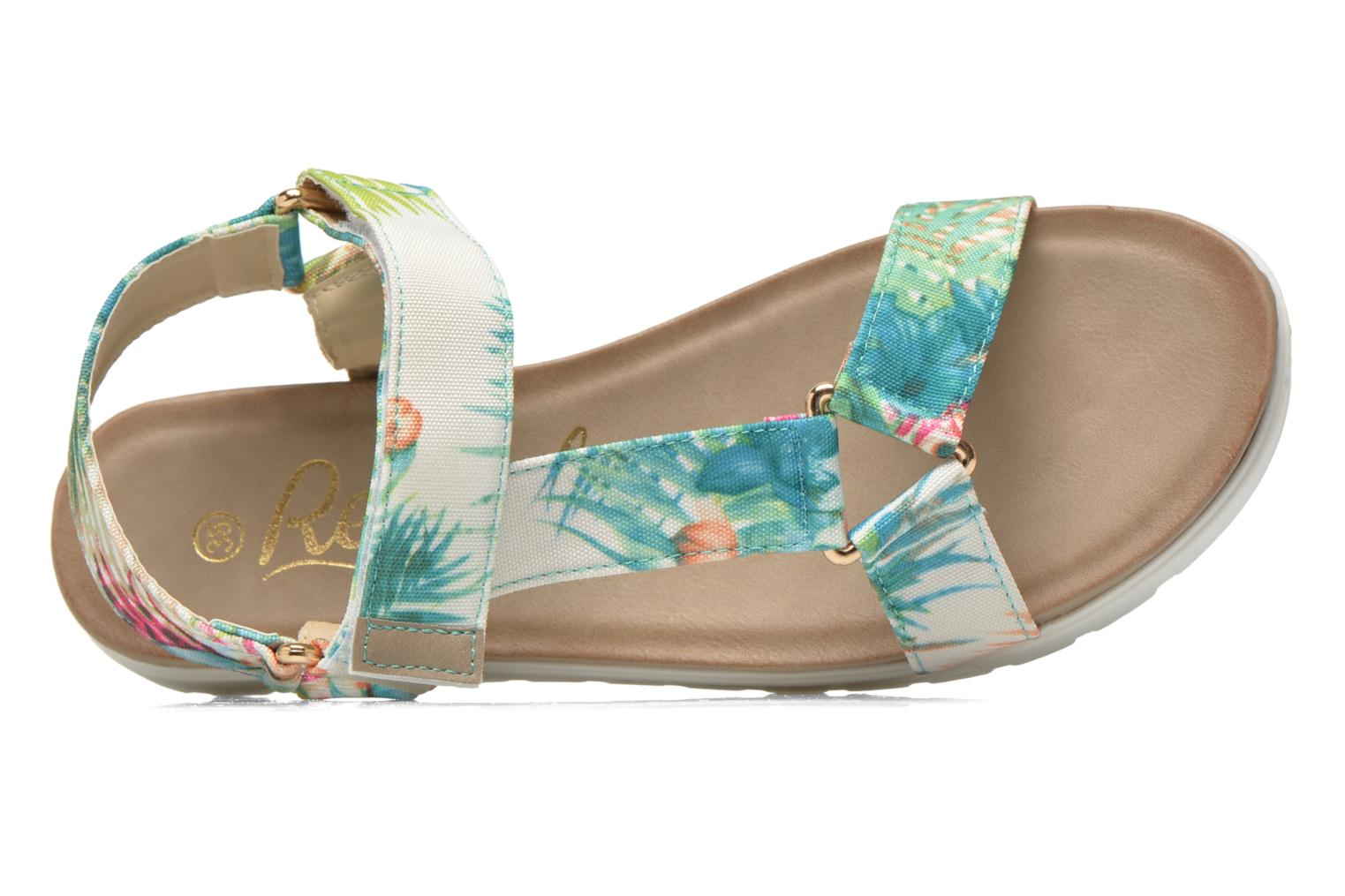 Sandals Refresh Berlinia-62029 Multicolor view from the left