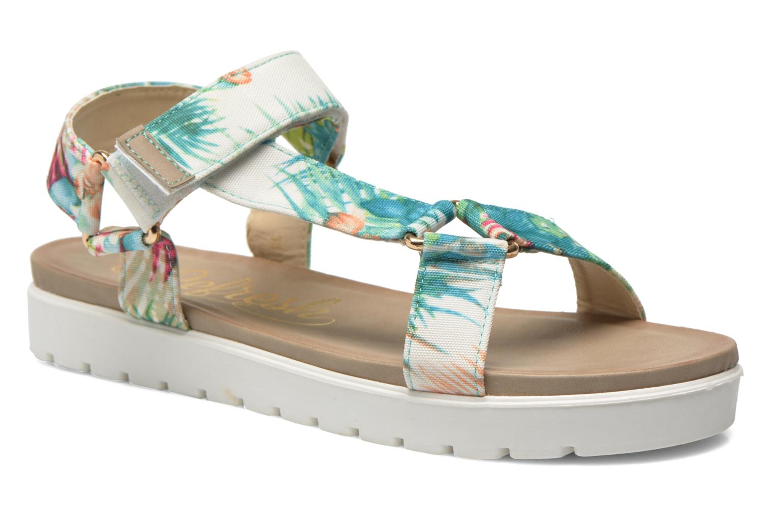 Sandals Refresh Berlinia-62029 Multicolor detailed view/ Pair view