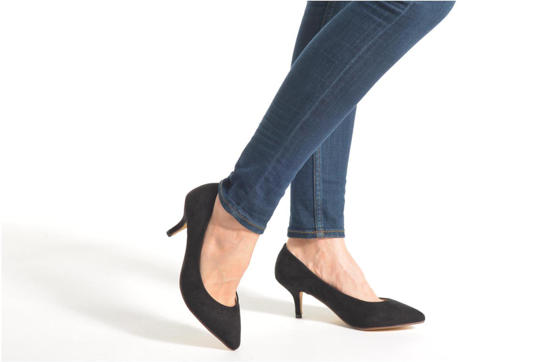 Zapatos de tacón Refresh Coquelina-62054 Beige vista de abajo