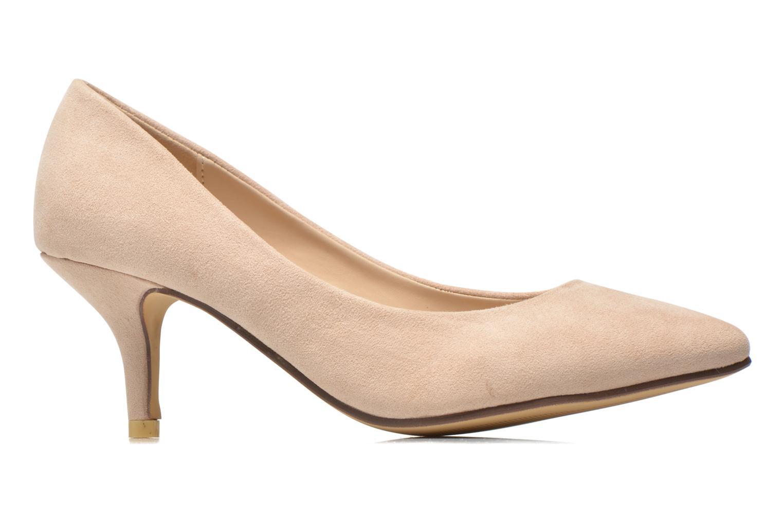 Zapatos de tacón Refresh Coquelina-62054 Beige vistra trasera