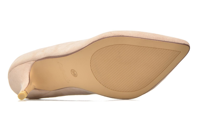 Zapatos de tacón Refresh Coquelina-62054 Beige vista de arriba