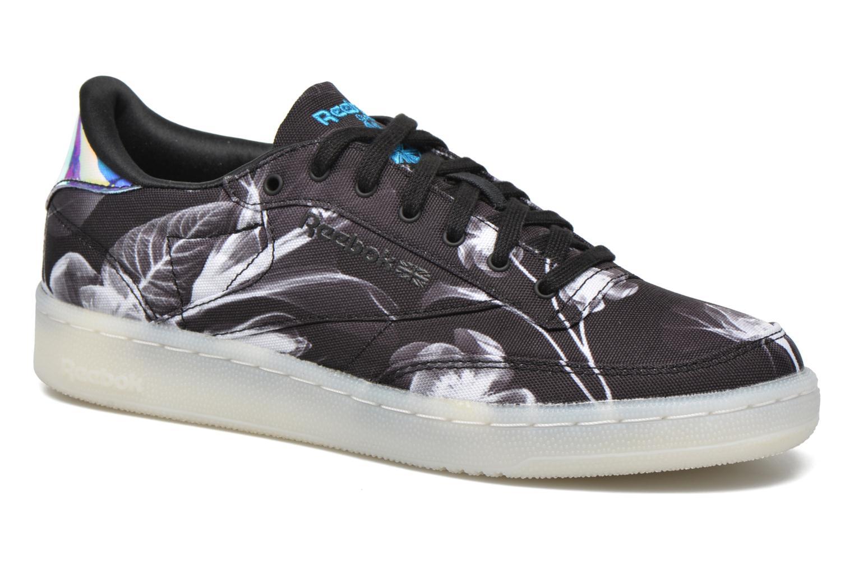 Club 85 C Xray - Chaussures De Sport Pour Femmes / Reebok Noir m10EAx1