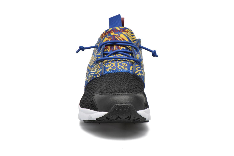 Sneaker Reebok Furylite Afr schwarz schuhe getragen