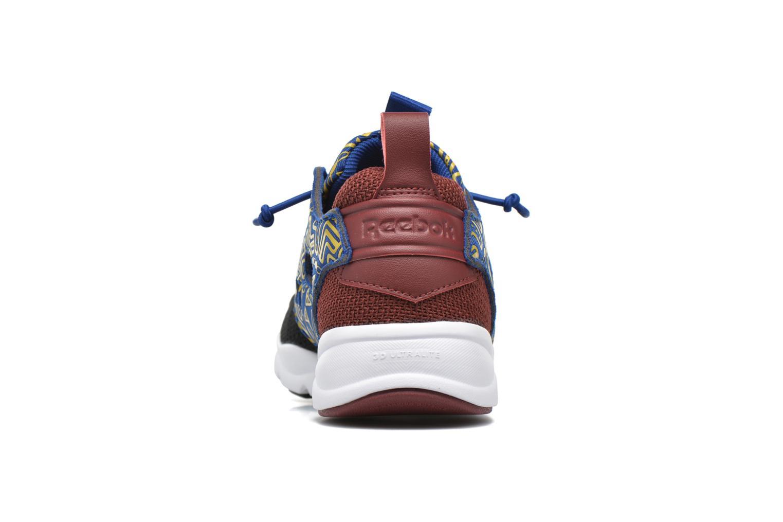 Sneaker Reebok Furylite Afr schwarz ansicht von rechts