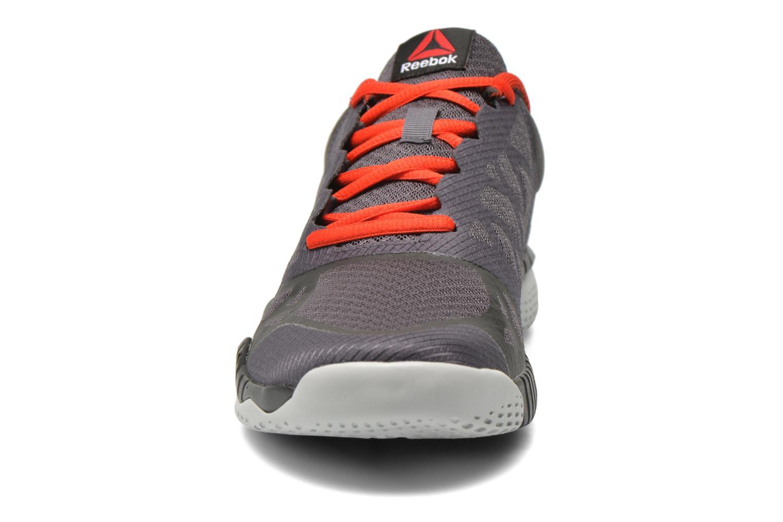 Zapatillas de deporte Reebok Reebok Zprint Train Gris vista del modelo