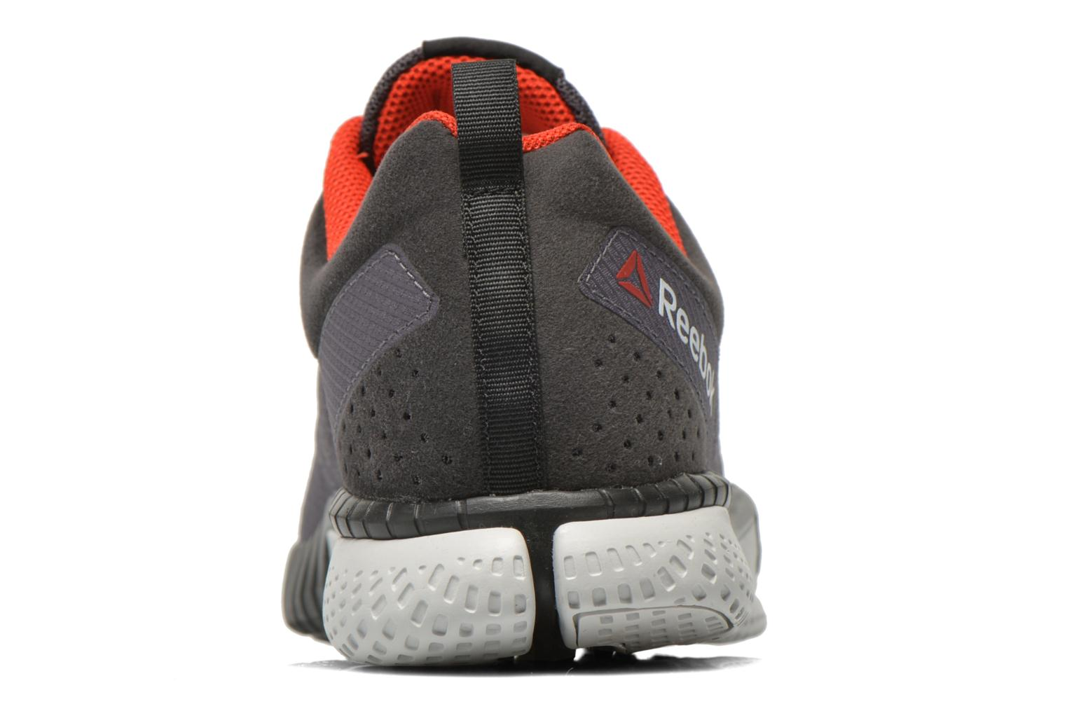 Reebok Zprint Train Ash Grey/Black/Skull Grey/Riot Red