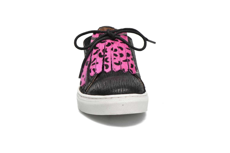 Sneaker Gioseppo Sevier schwarz schuhe getragen