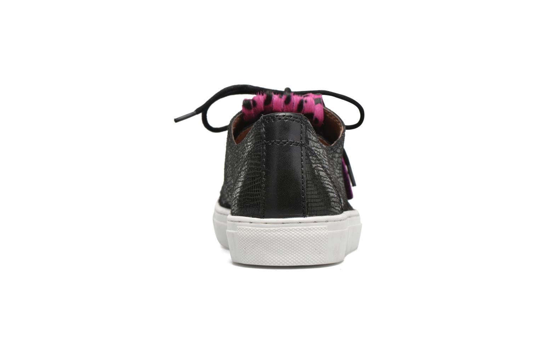Sneaker Gioseppo Sevier schwarz ansicht von rechts