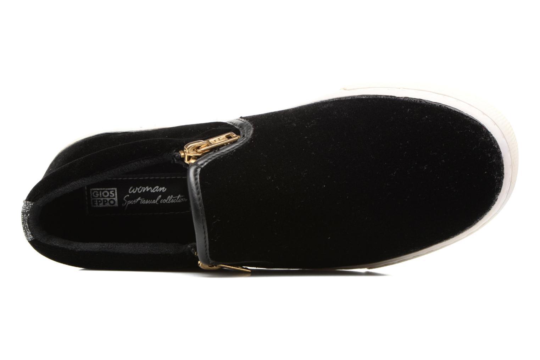 Sneaker Gioseppo Rolap schwarz ansicht von links