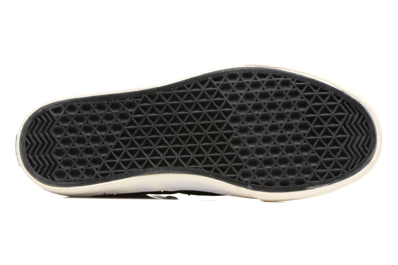 Sneaker Gioseppo Rolap schwarz ansicht von oben