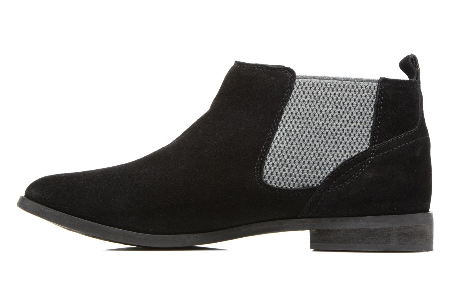 Ankle boots Gioseppo Kentucky Black front view