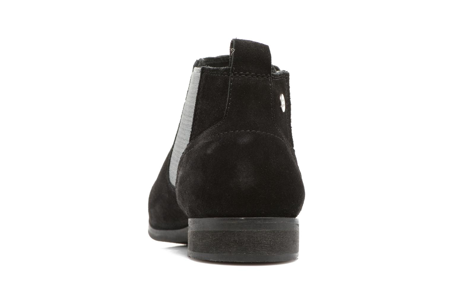 Ankle boots Gioseppo Kentucky Black view from the right