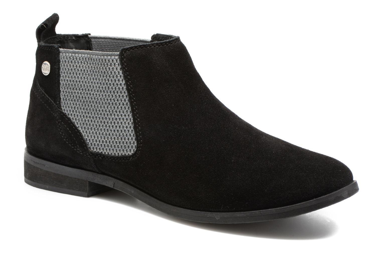 Bottines et boots Gioseppo Kentucky Noir vue détail/paire