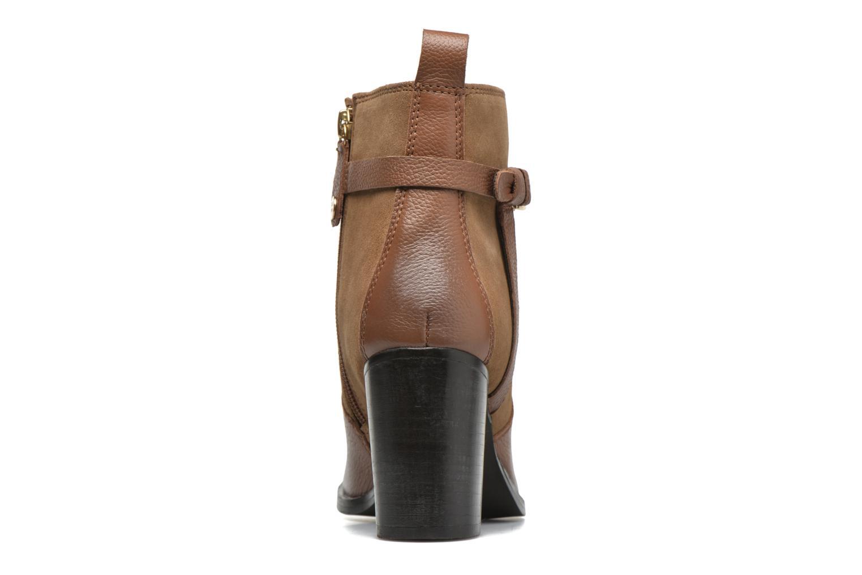 Stiefeletten & Boots Gioseppo Bogalusa braun ansicht von rechts