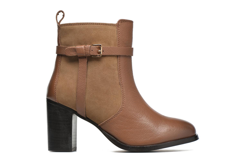 Stiefeletten & Boots Gioseppo Bogalusa braun ansicht von hinten
