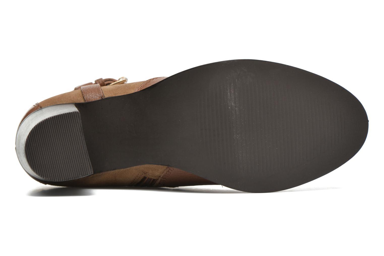 Stiefeletten & Boots Gioseppo Bogalusa braun ansicht von oben
