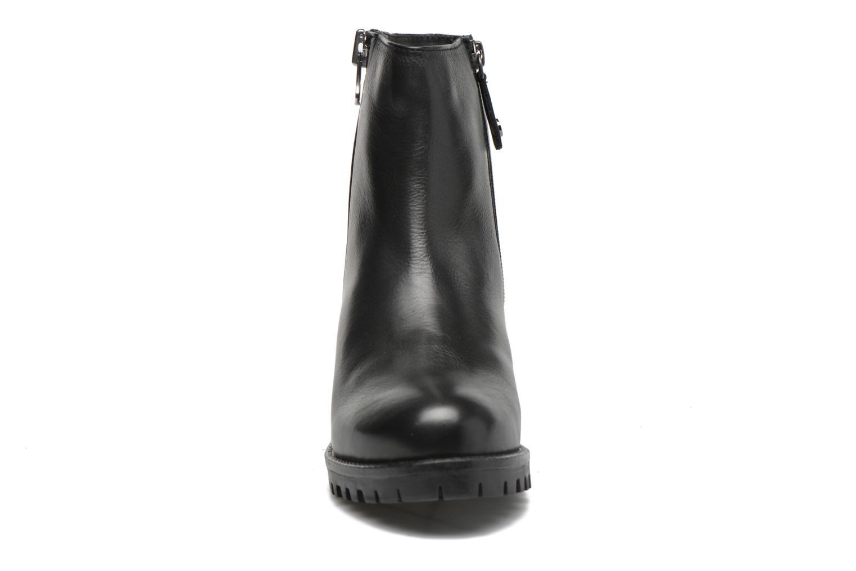 Stiefeletten & Boots Gioseppo Begonia schwarz schuhe getragen