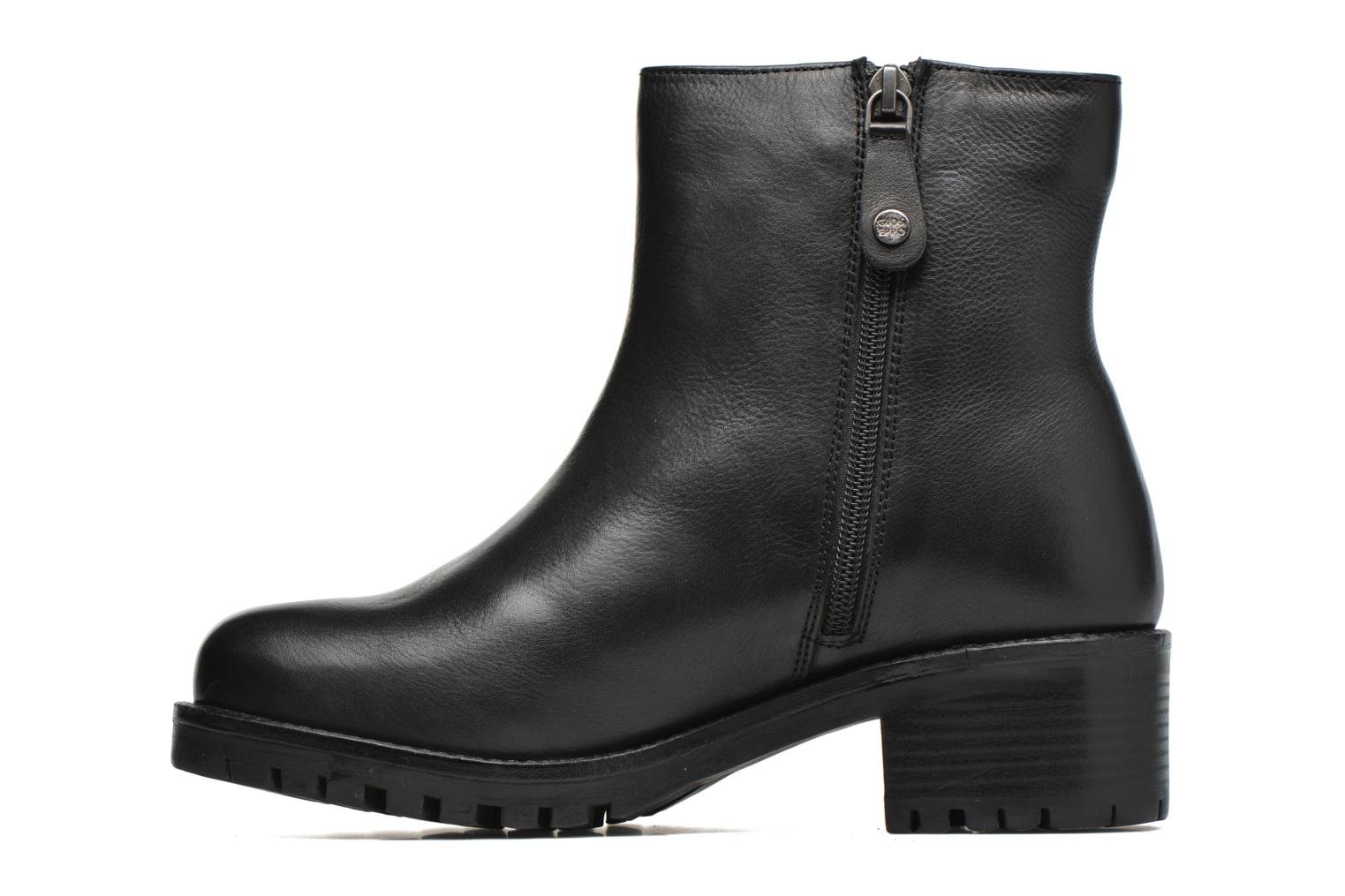 Ankle boots Gioseppo Begonia Black front view