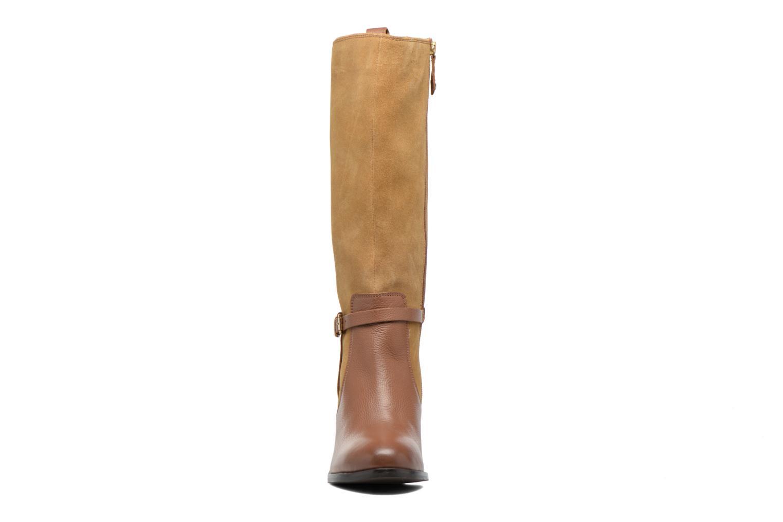 Stiefel Gioseppo Kenner braun schuhe getragen