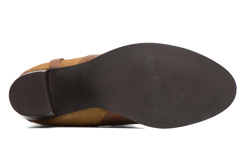 Stiefel Gioseppo Kenner braun ansicht von oben