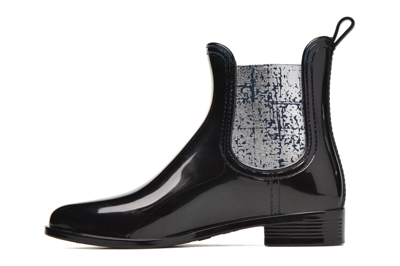 Bottines et boots Gioseppo Charcot Bleu vue face