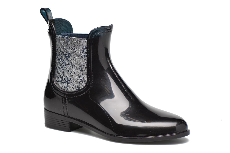 Bottines et boots Gioseppo Charcot Bleu vue détail/paire
