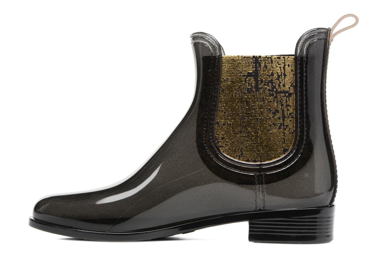 Bottines et boots Gioseppo Charcot Noir vue face