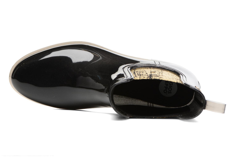 Bottines et boots Gioseppo Charcot Noir vue gauche