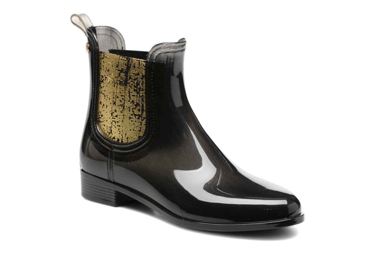 Bottines et boots Gioseppo Charcot Noir vue détail/paire