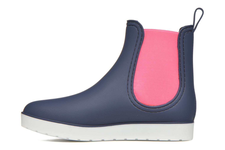 Bottines et boots Gioseppo Chambery Bleu vue face
