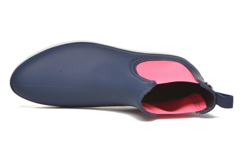 Bottines et boots Gioseppo Chambery Bleu vue gauche