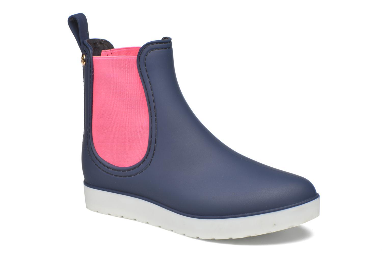 Bottines et boots Gioseppo Chambery Bleu vue détail/paire