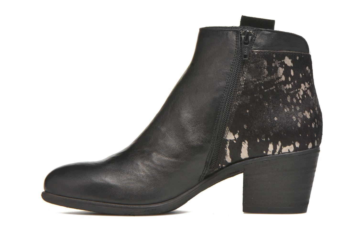 Ankle boots Khrio Julia Black front view