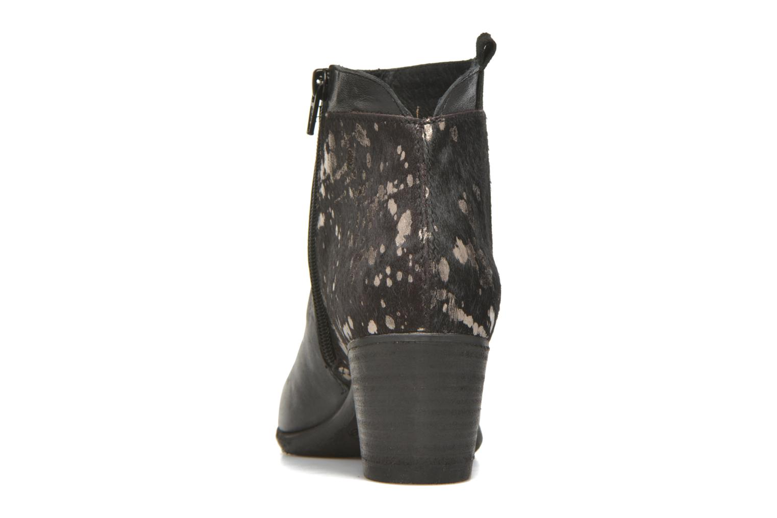 Ankle boots Khrio Julia Black view from the right