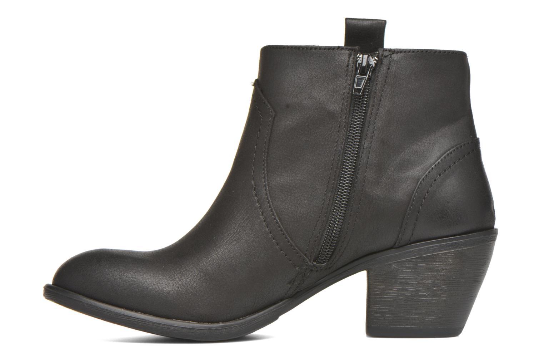 Bottines et boots MTNG Ellen Noir vue face