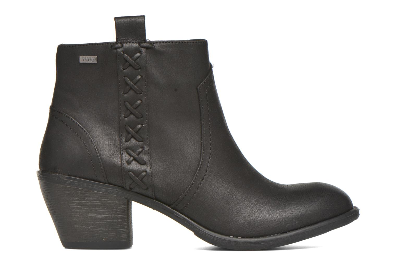 Bottines et boots MTNG Ellen Noir vue derrière