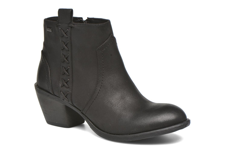 Bottines et boots MTNG Ellen Noir vue détail/paire