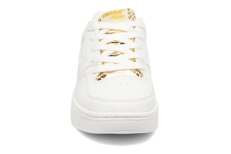Baskets MTNG Cima Blanc vue portées chaussures