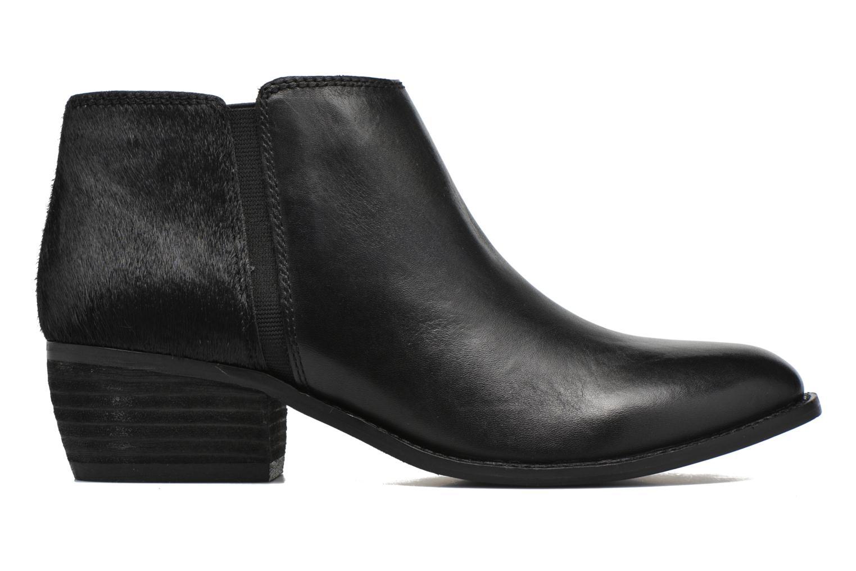 Bottines et boots Dune London Penelope Noir vue derrière