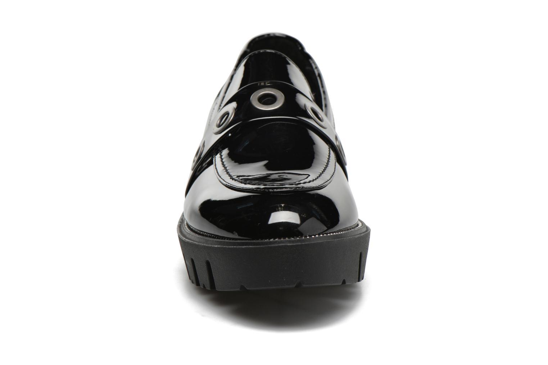 Mocassins Sixty Seven Emma Noir vue portées chaussures