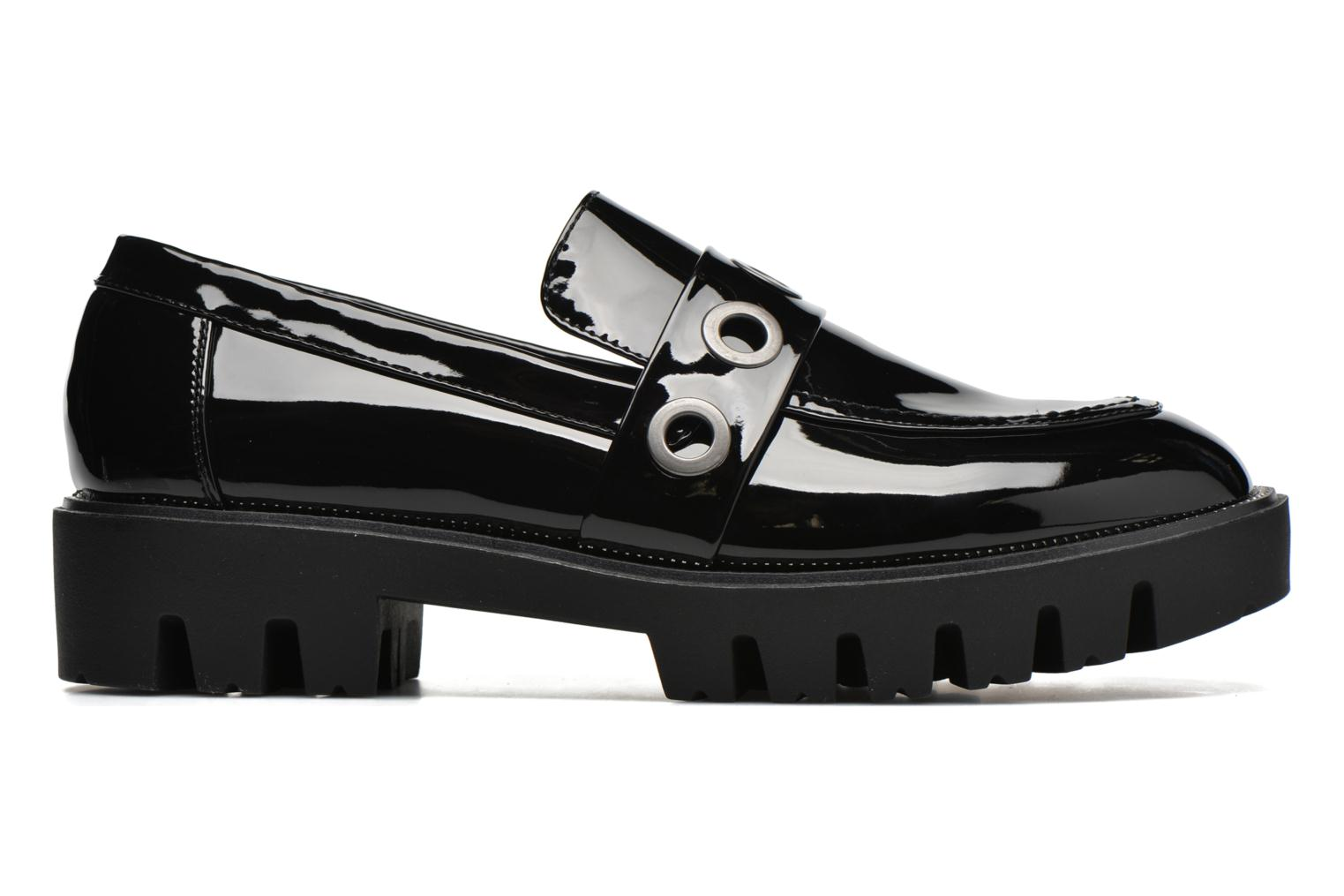 Loafers Sixty Seven Emma Black back view