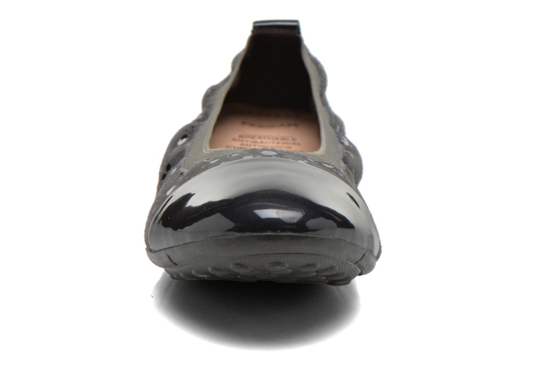 Ballet pumps Geox J Piuma Bal B J62B0B Grey model view