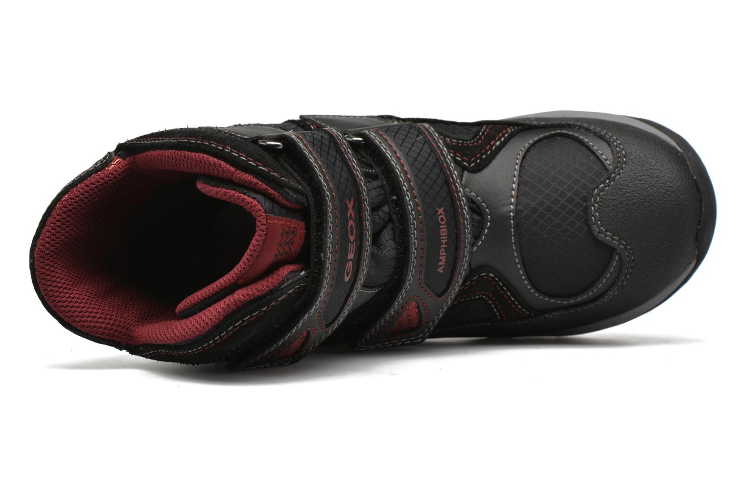 J Orizont B Abx C J640BC Black/red
