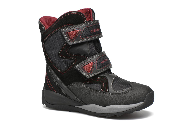 Boots & wellies Geox J Orizont B Abx C J640BC Black detailed view/ Pair view