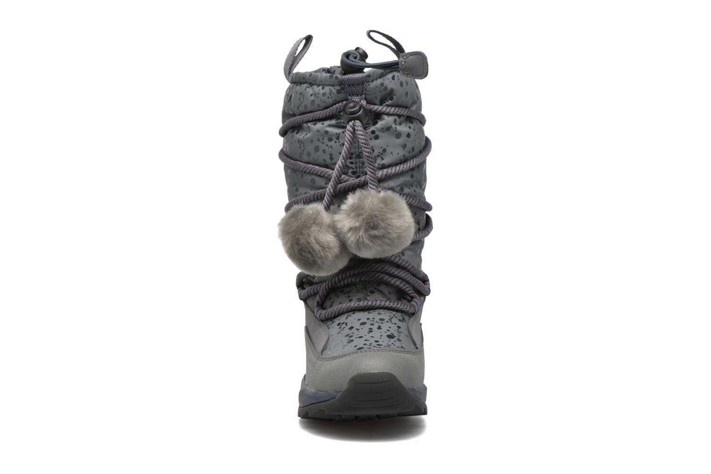 Boots & wellies Geox J Orizont G. Abx A J642BA Grey model view
