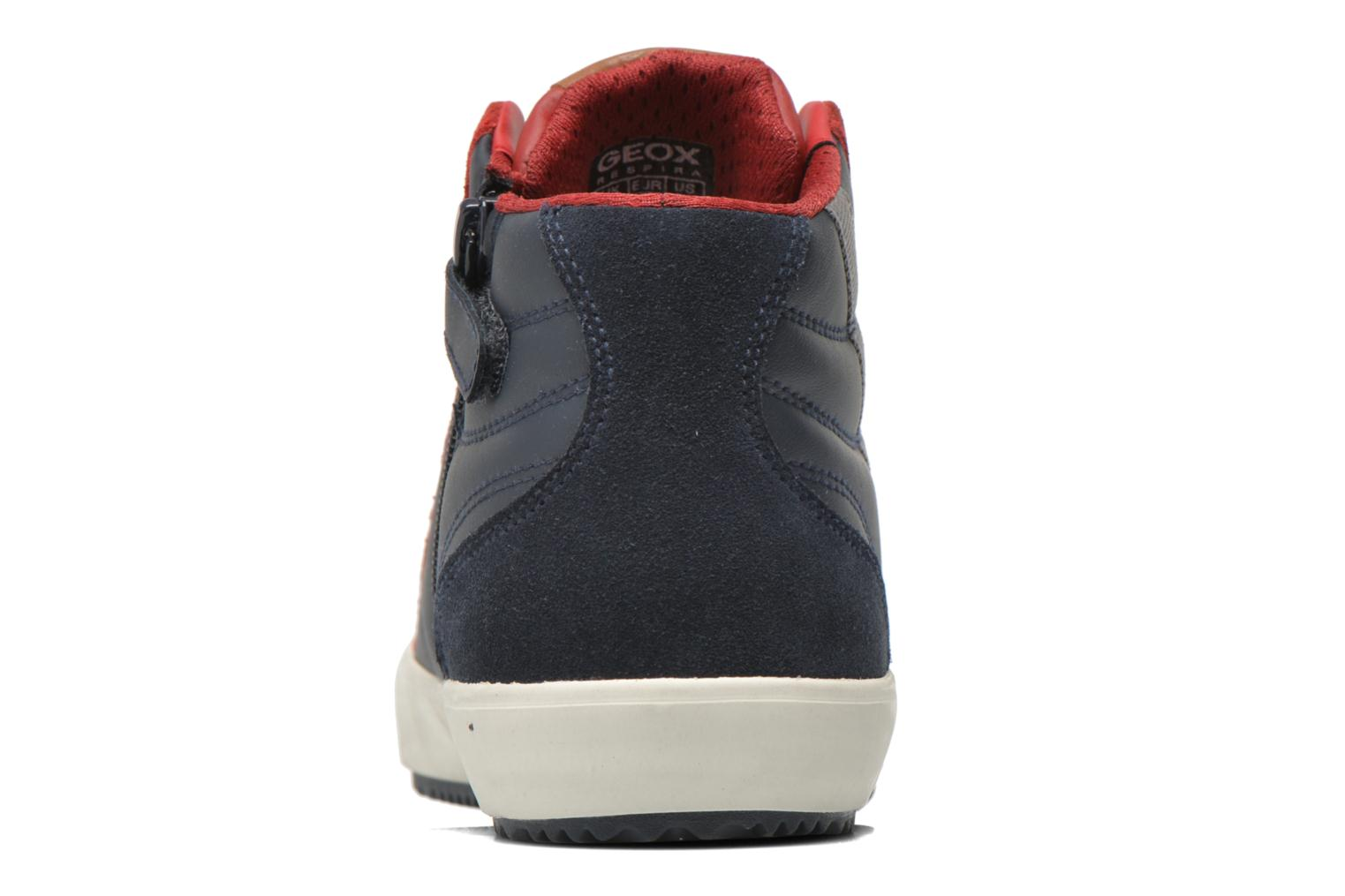 J Alonisso B. B J642Cb Navy/red